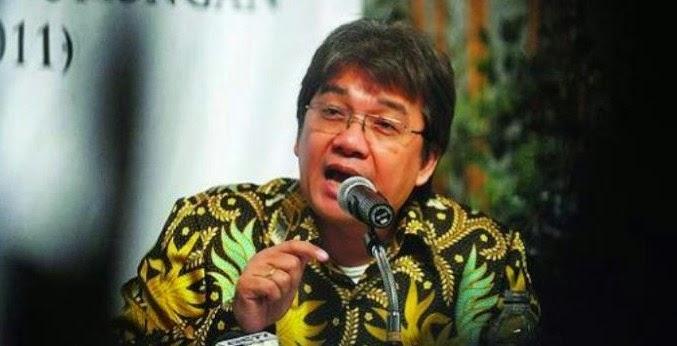 Denny JA: Belum 100 hari, Jokowi Sudah 'Blunder' Empat Kali