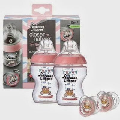 Tommee Tippee Royal Edition Gift Set Princess