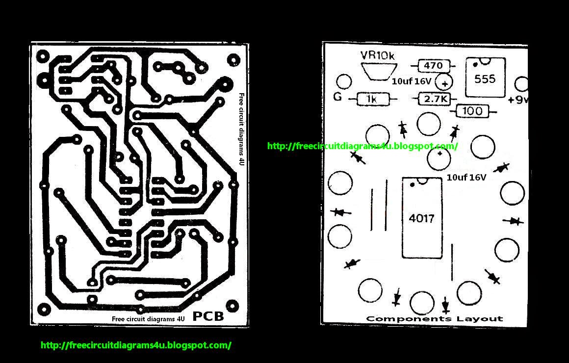 FREE CIRCUIT DIAGRAMS 4U: Christmas Light Circuit Diagram