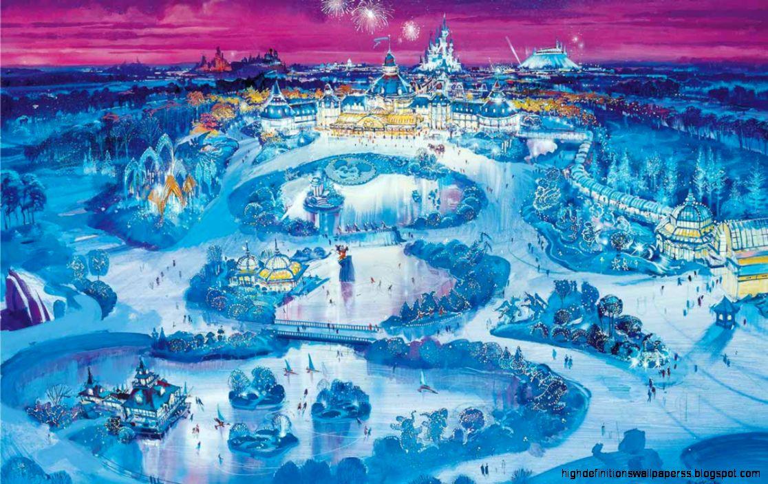 Frozen Movie Poster Wallpaper Desktop