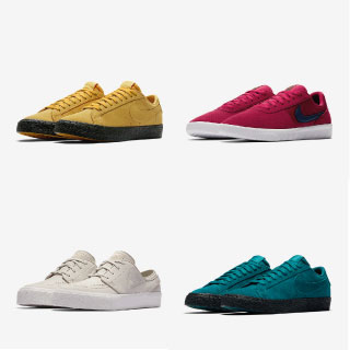Feinste Schuhe von Nike SB