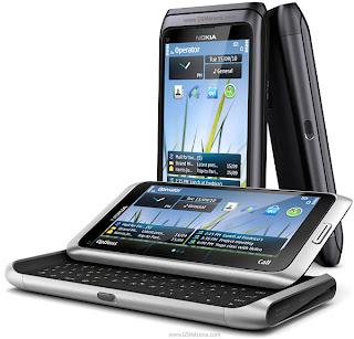 Nokia E7 Via