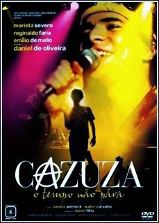 Download - Cazuza – O Tempo Não Pára – DVDRip AVI + RMVB