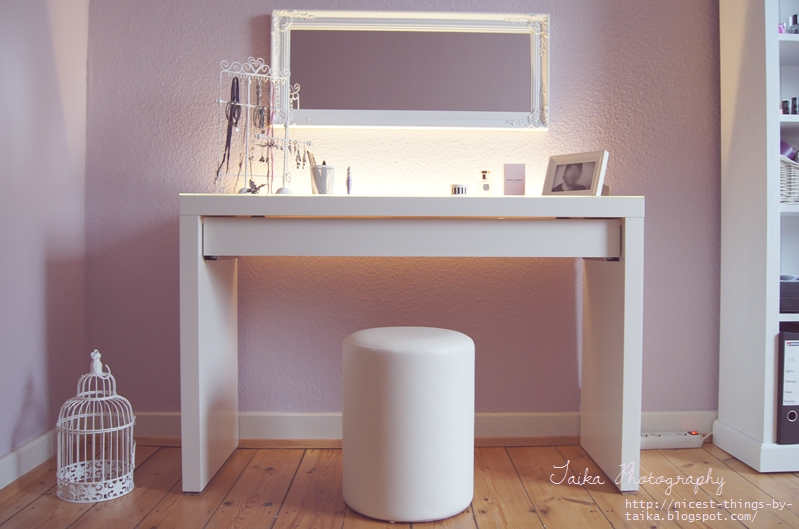 ikea schminktisch stuhl. Black Bedroom Furniture Sets. Home Design Ideas