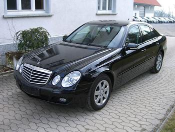 Cho thuê xe Mercedes E200