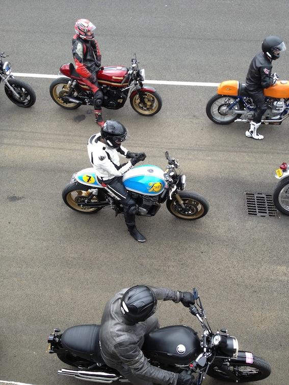 Festival Cafe Racer  Montlhery