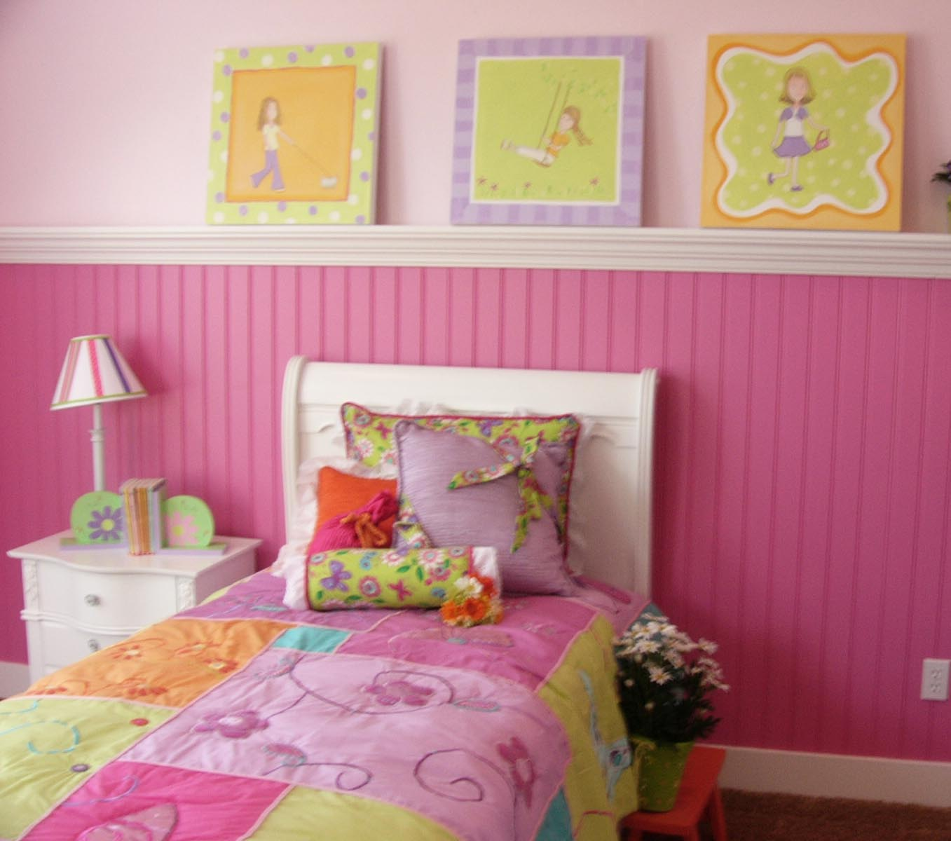 Decoration For Girls Bedroom