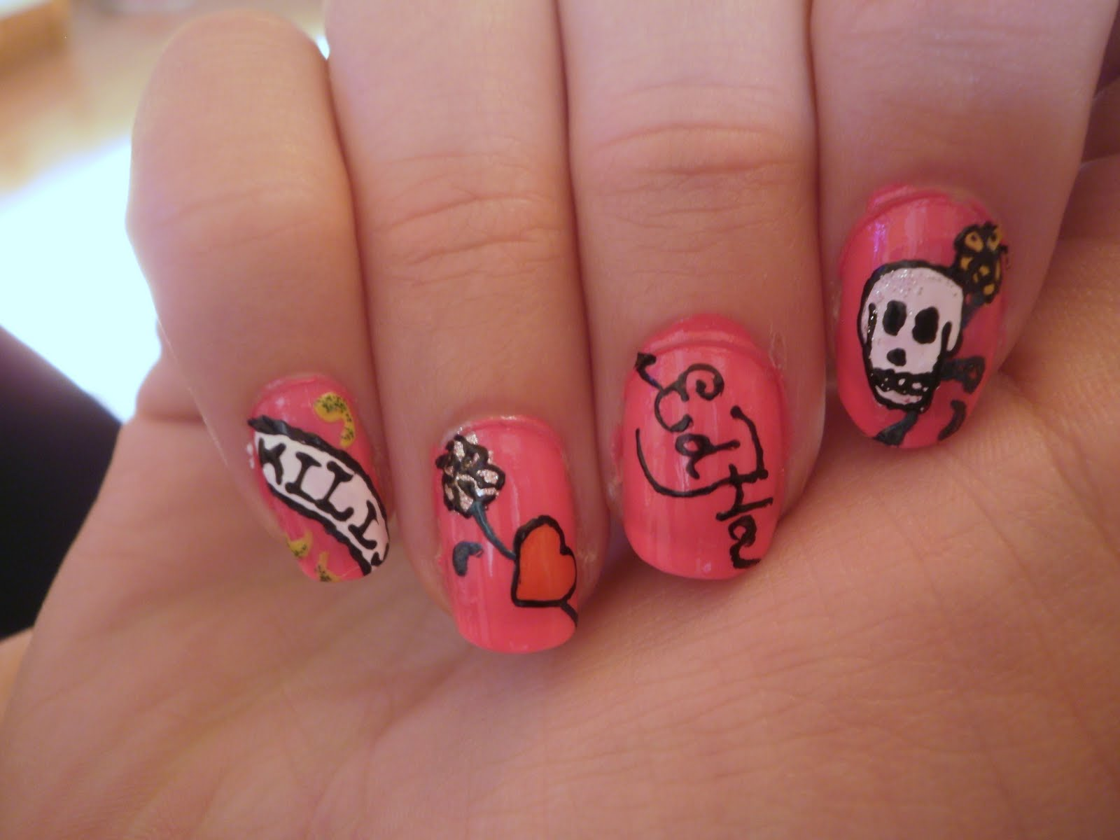 Crazy About Nails: Ed Hardy Nail Art: vol. 2