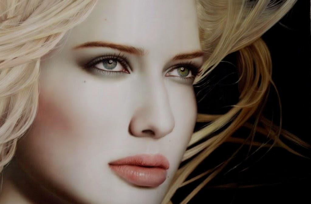 Pinturas Rostros Femeninos