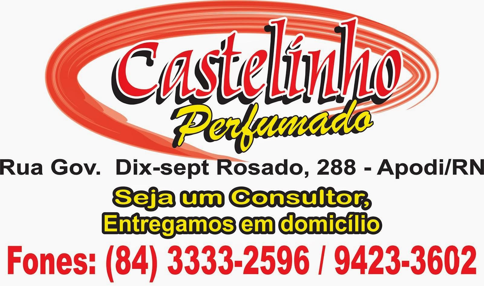 Castelinho Perfumado