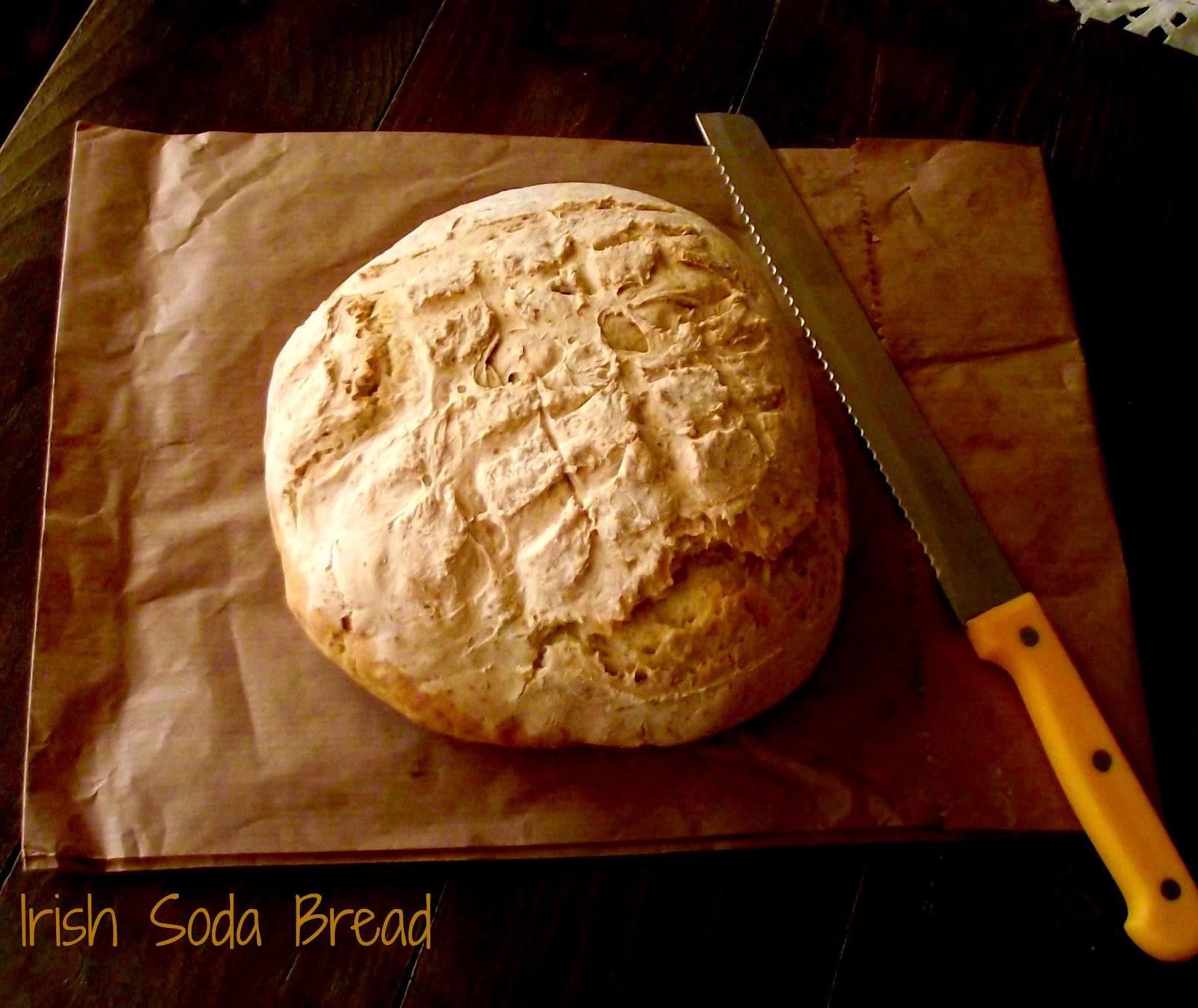 irish soda bread -parte 1