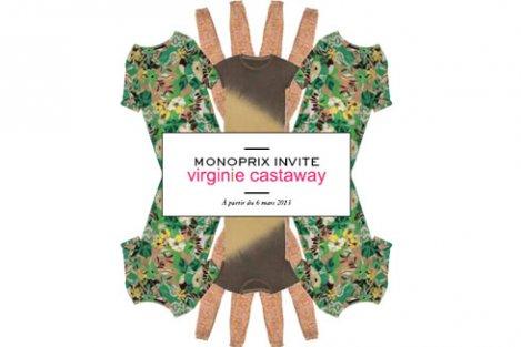monoprix une collection capsule avec virginie castaway betty boop. Black Bedroom Furniture Sets. Home Design Ideas