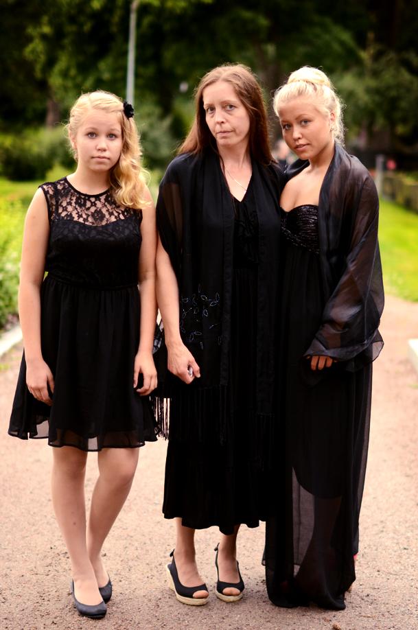 hautajaiset pukukoodi Aanekoski