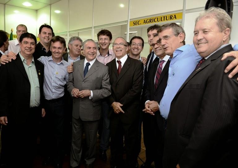 ELISEU PADILHA é a principal liderança do PMDB do Rio Grande do Sul
