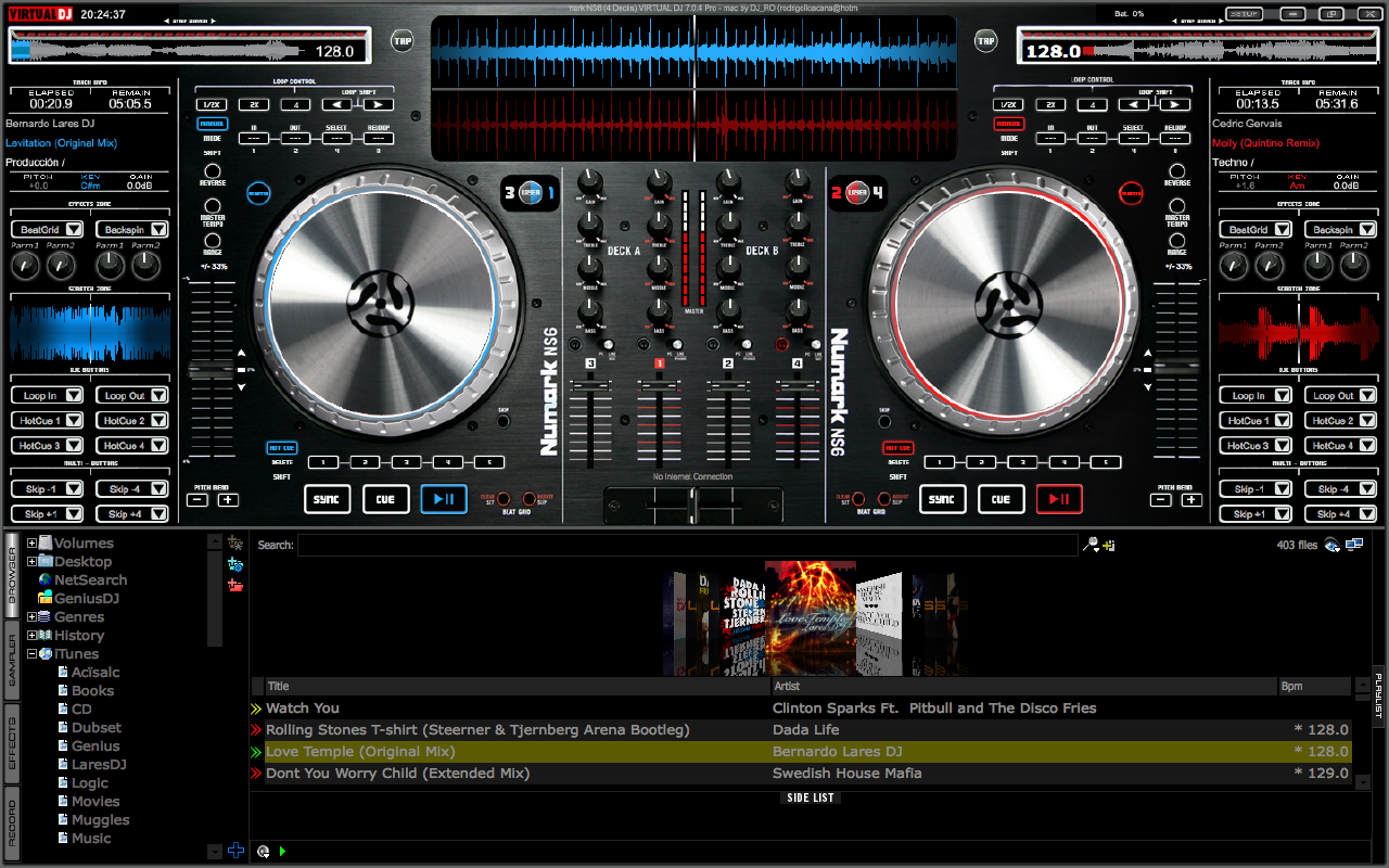 Visual Dj Software