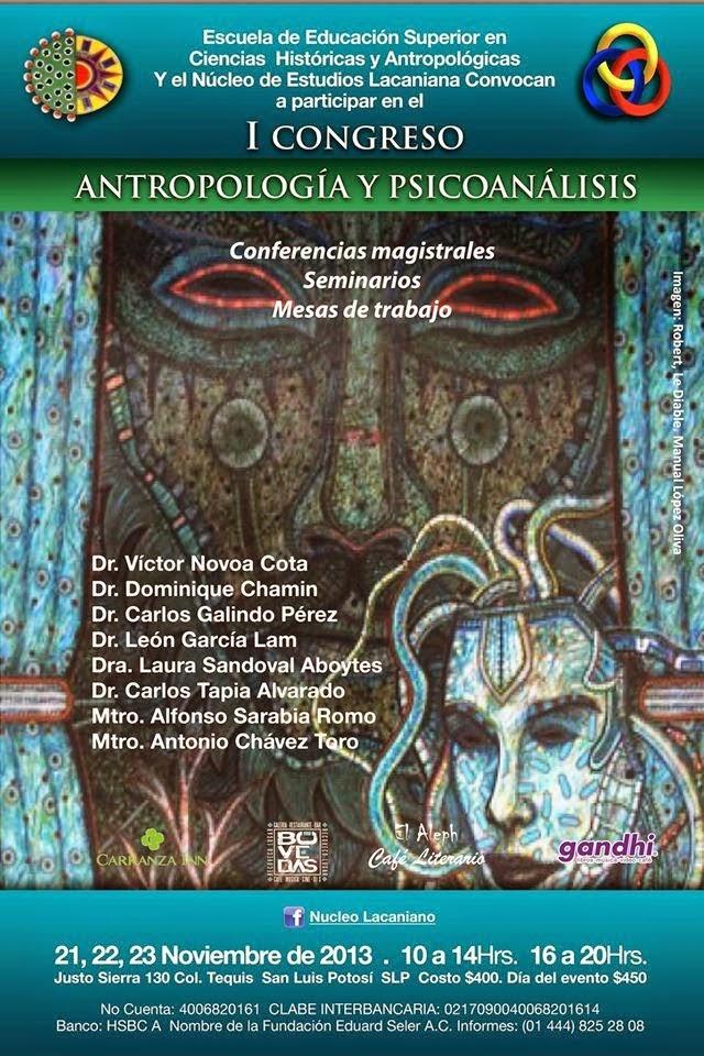 Antropología y Psicoanálisis