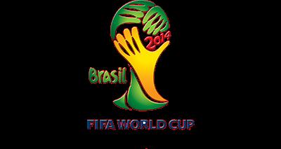 Logo piala dunia 2014 Brazil