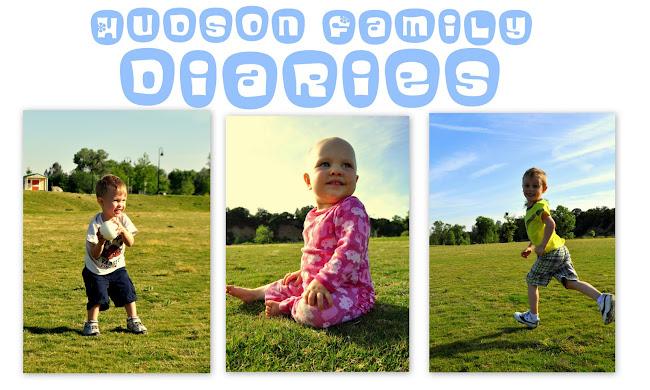 Hudson Family Diaries