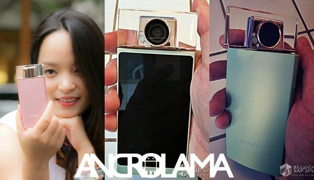 Sony'nin Yeni Selfie Kameralı Akıllısı