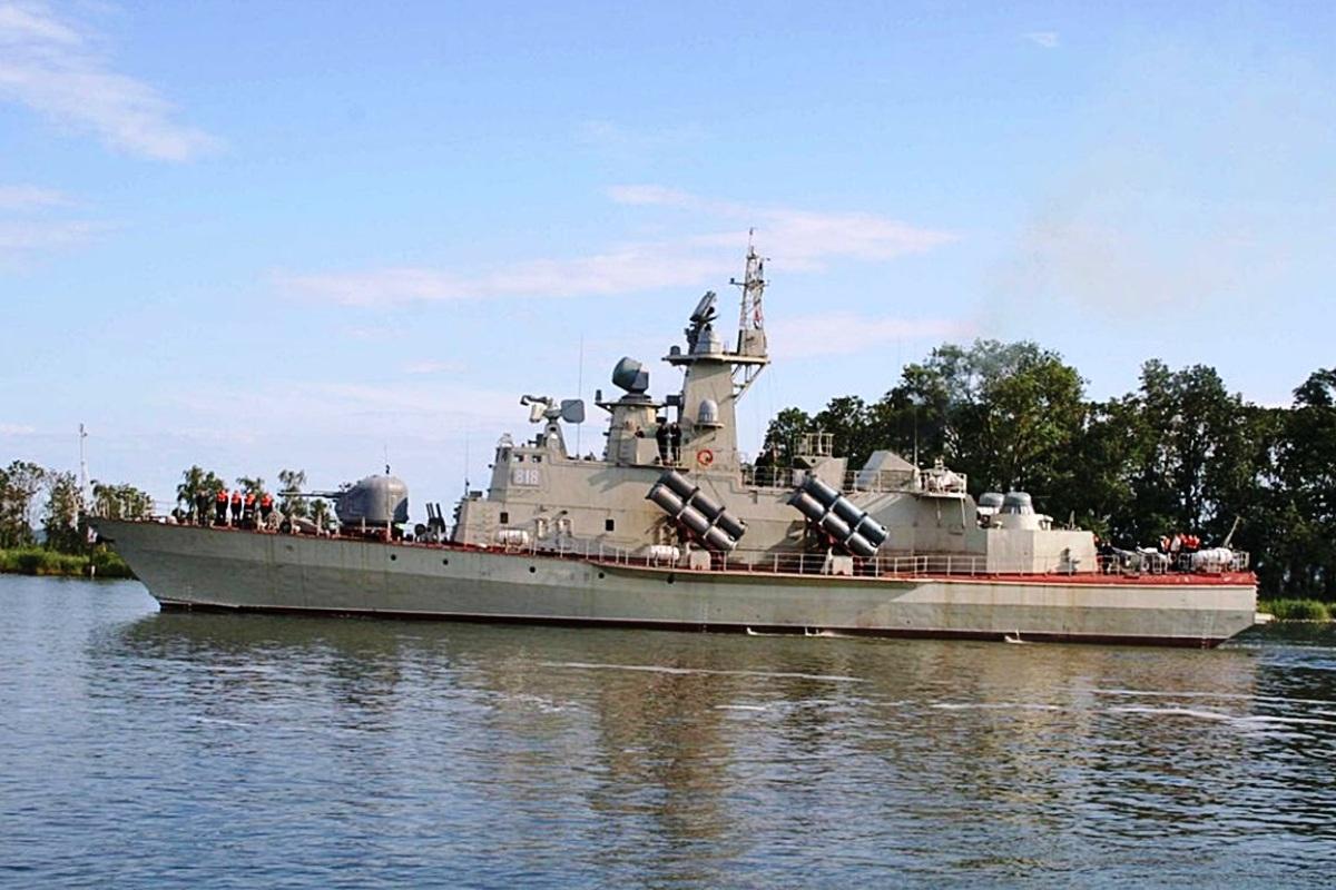 Fuerzas Armadas de Cuba - Página 7 Molniya-Class-Corvette-Missile