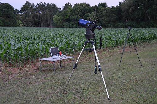 sony nex meade telescop 125