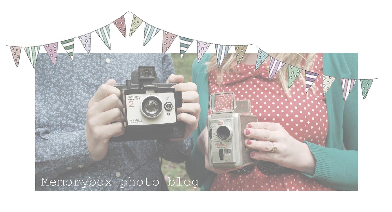 Memorybox photo blog