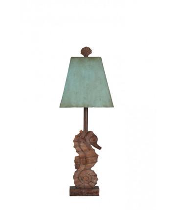 seahorse lamp