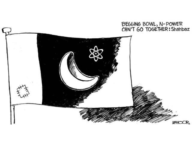 The Express Tribune Cartoon 17-8-2011