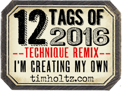 Tim's Tags of 2016