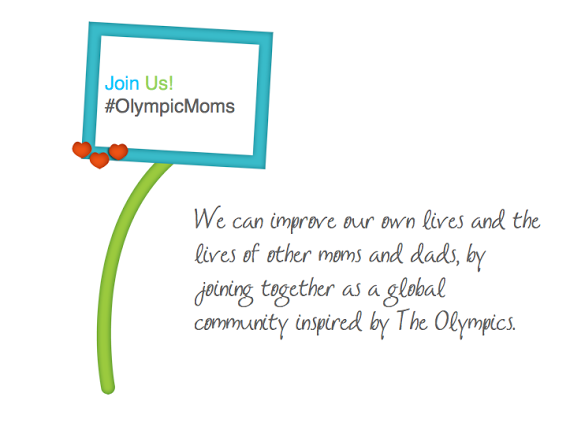 Join In!!  ENJOY!! #OlympicMoms http://www.lynnekenney.com/olympicmoms/