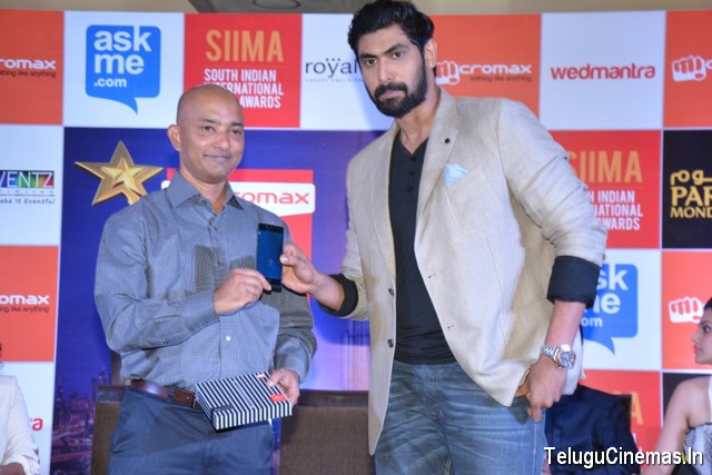 Siima awards press meet