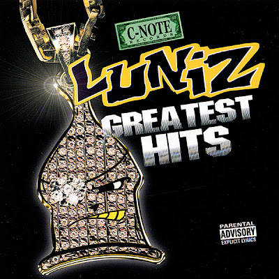 Luniz - Greatest Hits  Cover