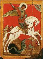 Sf Gheorghe - Novgorod - Rusia