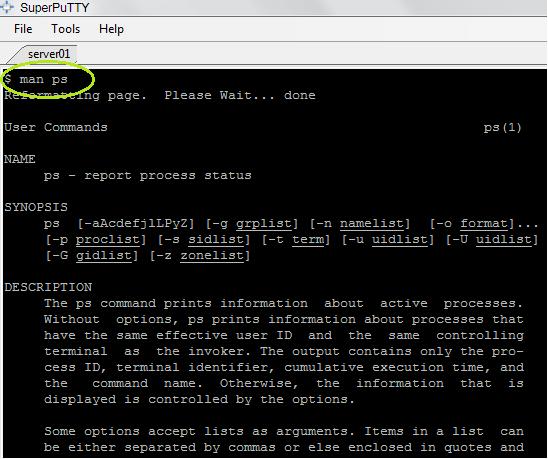 10 Basic UNIX / LINUX Commands