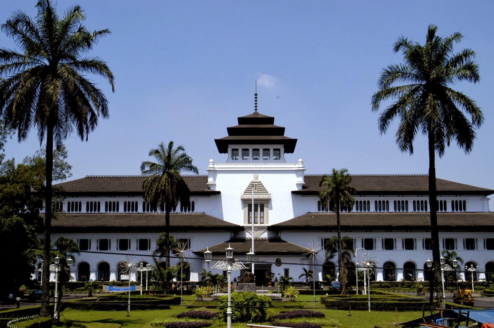 Penginapan Di Dekat Gedung Sate Bandung