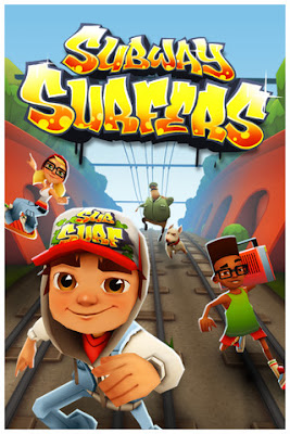 Free Download Subway Surfers Pc Game Cover Photo