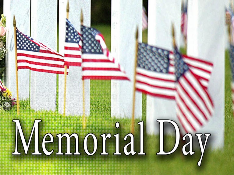 When is Memorial Day 2016 celebrated in USA