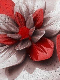 Free red white flower wallpaper for mobile phone wallpaper image free red white flower wallpaper for mobile phone mightylinksfo