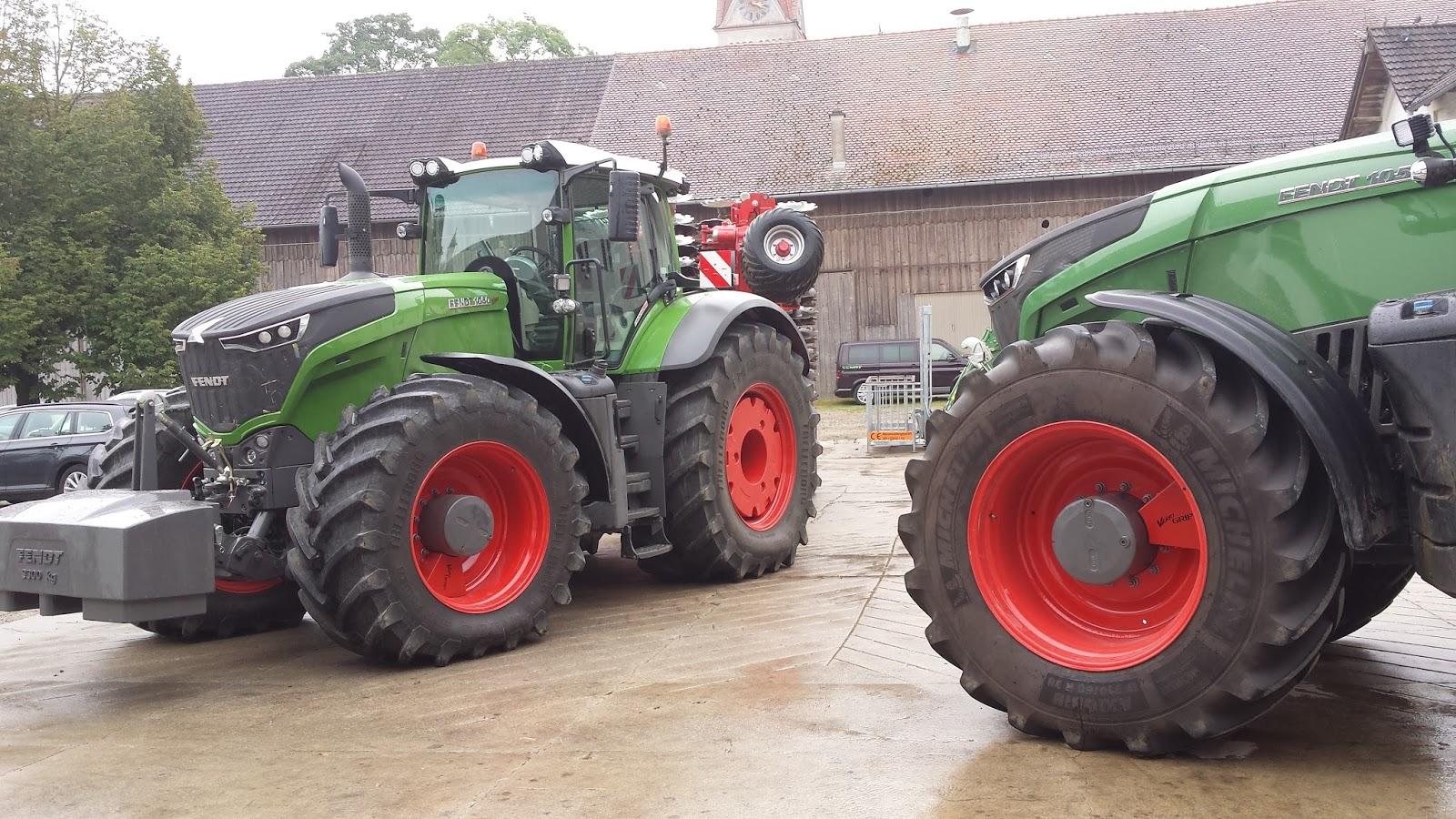 Más que máquinas agrícolas: ¿UN TRACTOR ESTÁNDAR DE 500 CV Y ADEMÁS ...