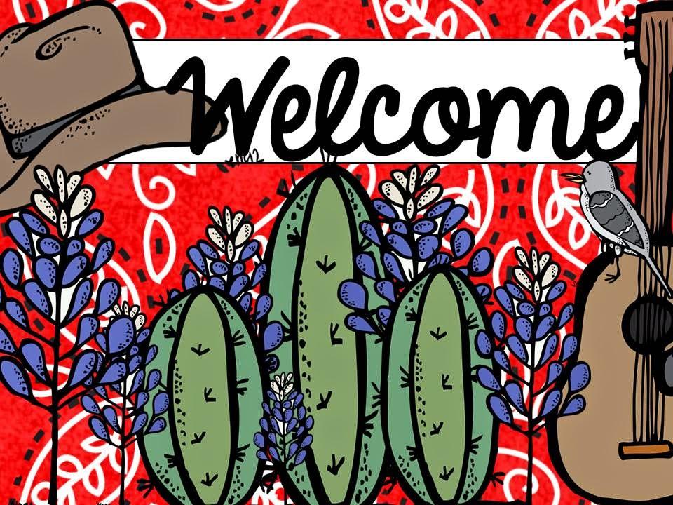 https://www.teacherspayteachers.com/Product/Texas-Welcome-Freebies-1704915