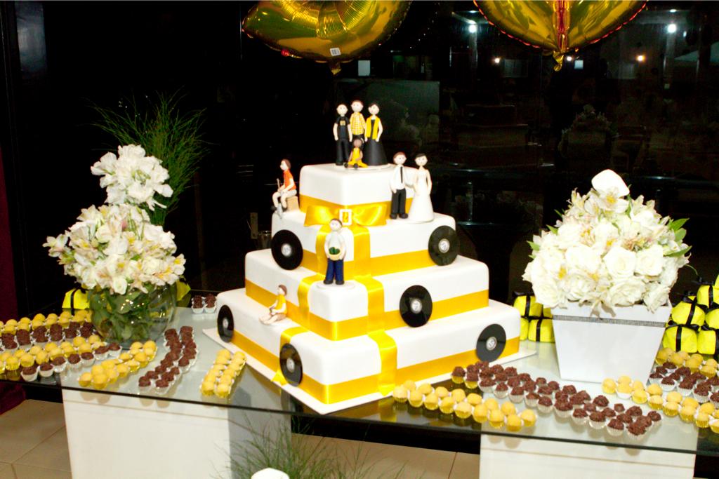 50 Anos E Uma Festa Linda Califórnia Eventos E Buffet