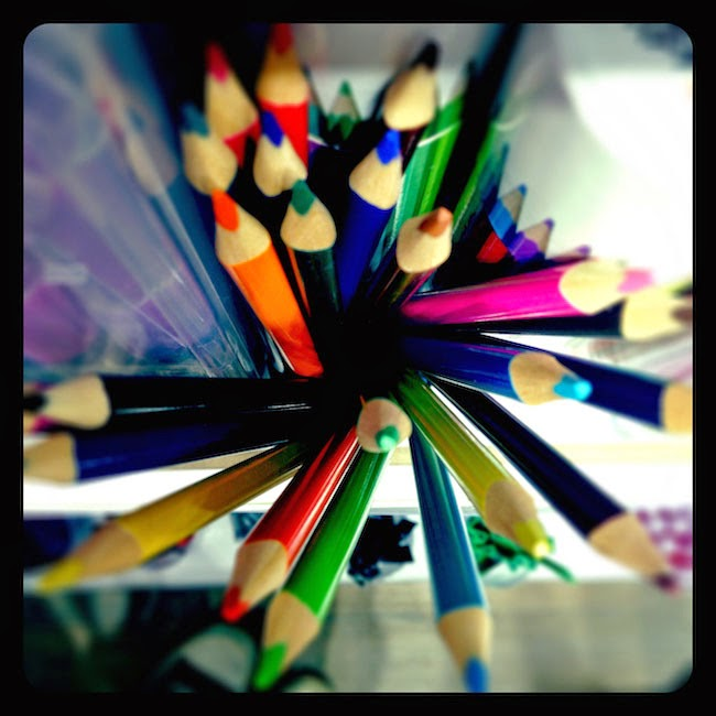 Smiggle pencils