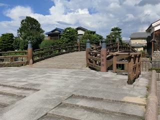 石清水八幡宮安居橋