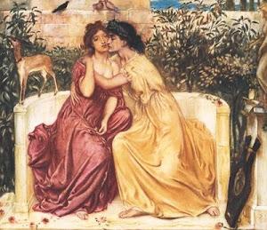 Sappho en Erinna