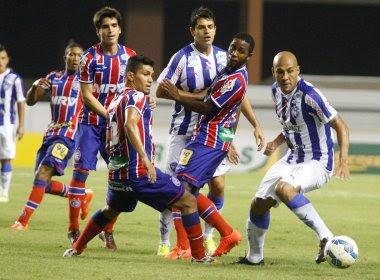 Paysandu goleia o Bahia pela Copa do Brasil