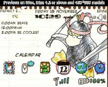 Thema Doodle Ninja