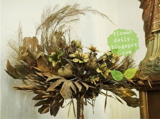 February 2012 Flower Daily Blog