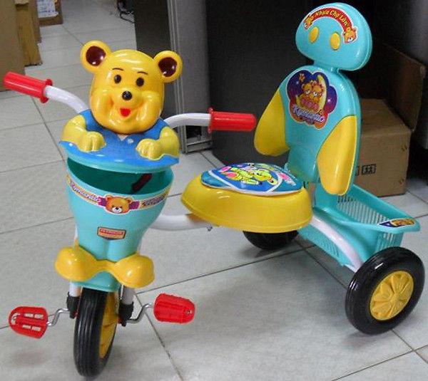 Mua xe đạp 3 bánh cho con ở đâu giá rẻ?
