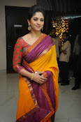 Nadhiya Photos at Drushyam Success Meet-thumbnail-17