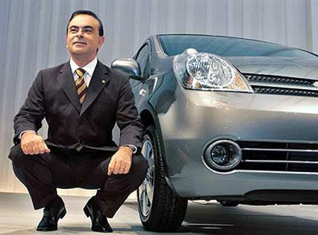 Cynisme patronal : la dernière de Carlos Ghosn